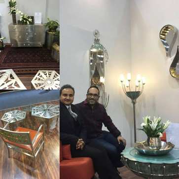 aRT T INOX STEEL FURNITURE COLLECTION DESIGNED BY sAHIL & sARTHAK