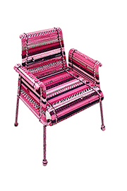 Fuchsia stork Chair  Katran Collection Sahil & Sarthak.jpg