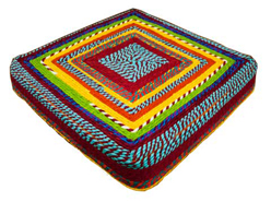 Floor-cushion New Sahil SArthak Katran