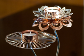 Lotus Flower T Light