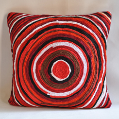Sahil Sarthak Cushion Covers in Katran Collection