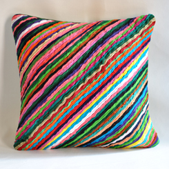 Sahil Sarthak Katran Cushion Covers 16 x 16