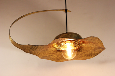 Stingray Hanging Lamp