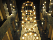 Qutab Chandelier designed by Sahil & Sarthak