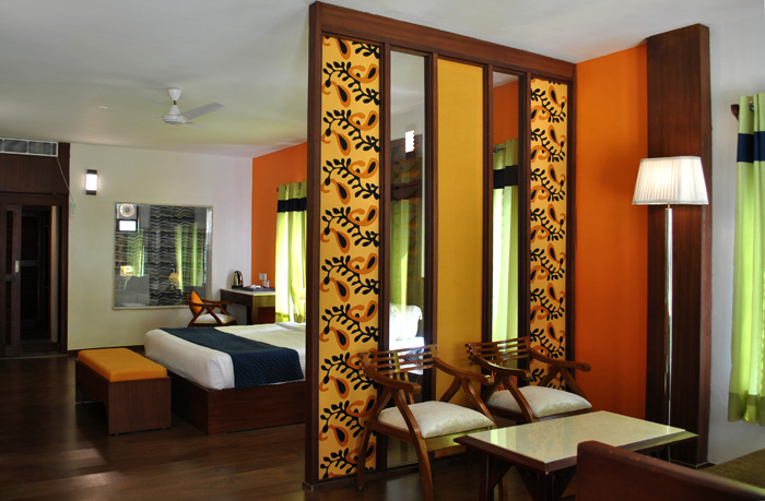 Silversand Havelock Rooms designed by Sahil & Sarthak