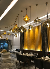 Latest Lighting Project for Golden Tulip Star Essential