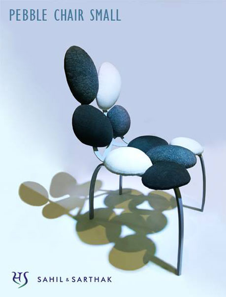 Pebble Chair Small