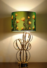 Barrel Cactus Table Lamp Sahil & Sarthak 2017