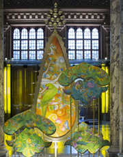 Kalpataru The Wishing Tree by Sarthak and Sahil at the V&A 2015