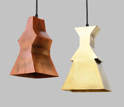 Quattro Lamps Designed by Sahil & Sarthak Pendent No 5