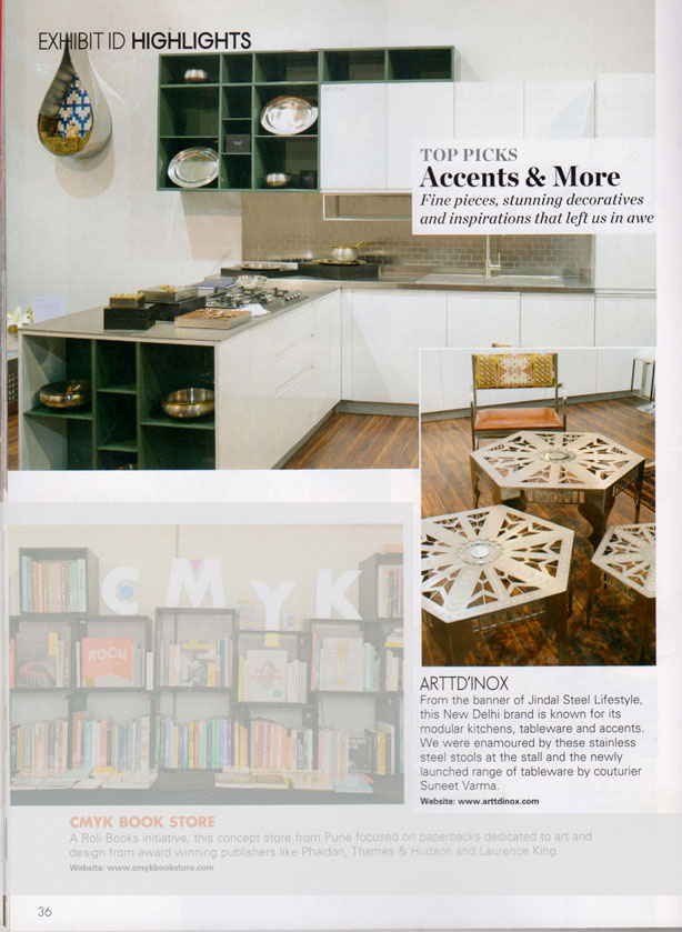 Elle Decor India India Design 2016 Book